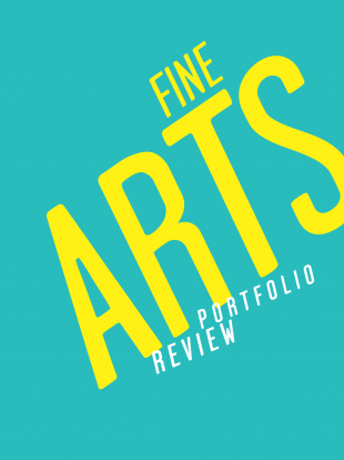 Fine Arts Portfolio Review logo