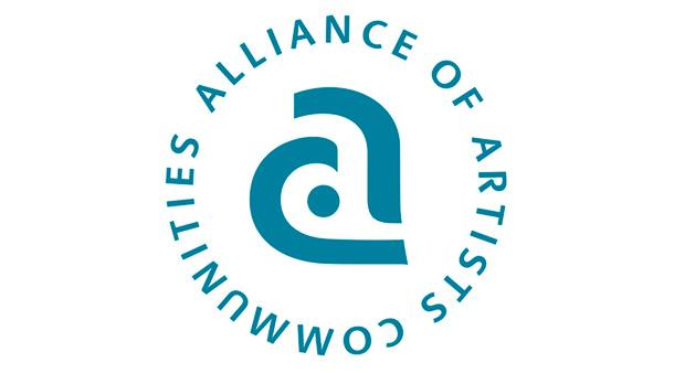 alliance of artist communities logo